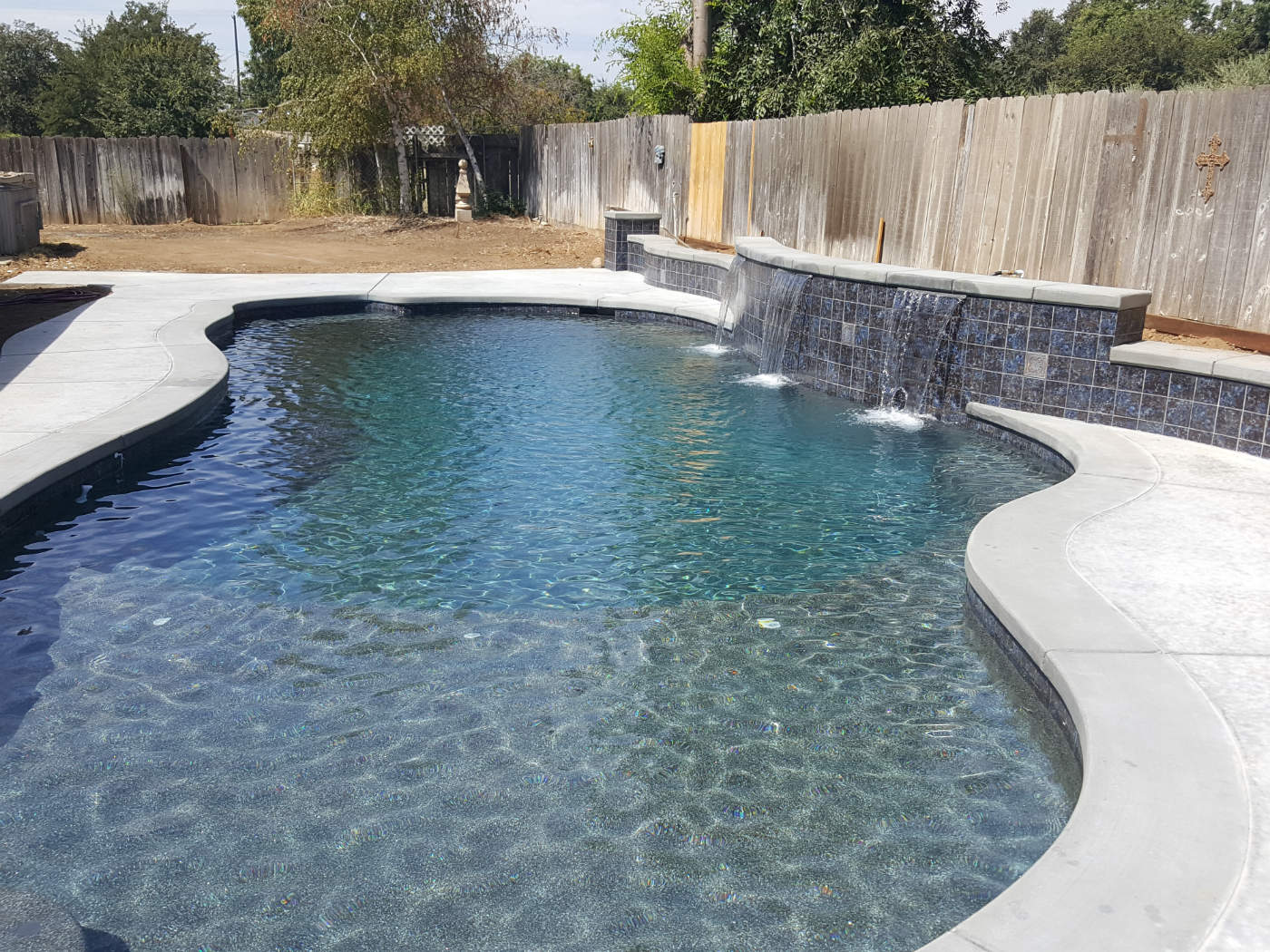 Raised Wall 6 Gallery Perfection Pools And Spas