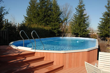 Doughboy Pools | Products - Perfection Pools and Spas